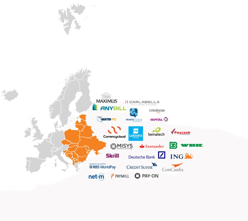 fintech companies Eastern Europe