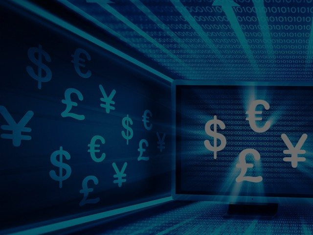 currencies, finance and technology
