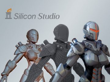 Silicon Studio game development