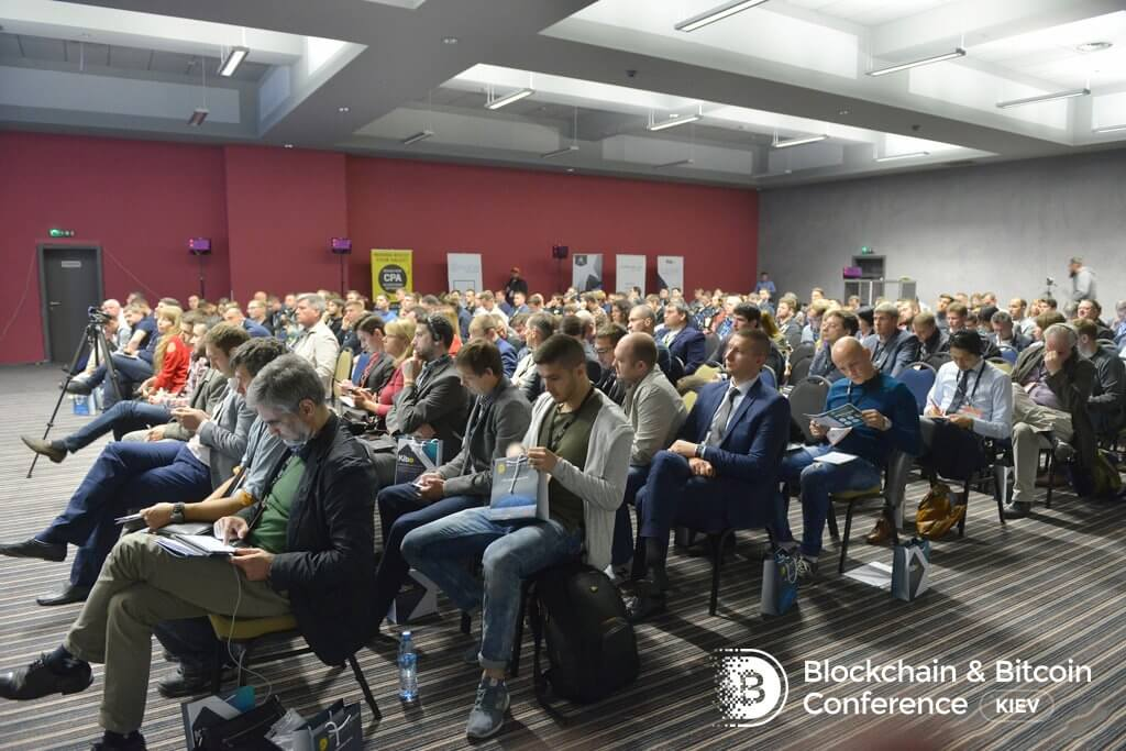 Blockchain and Bitcoin Conference in Kyiv 2016