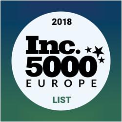 N-iX 2018 Inc. 5000 Europe