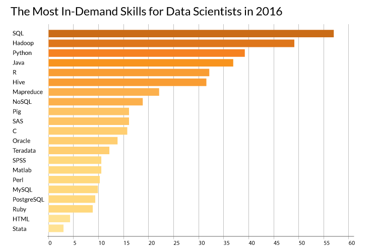 data science service provider skills