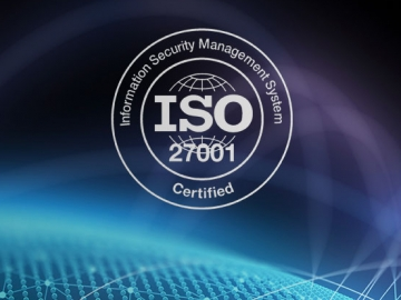N-iX security ISO certification