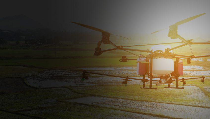 5 Hot Agritech Solutions for Drones and Autonomous Vehicles