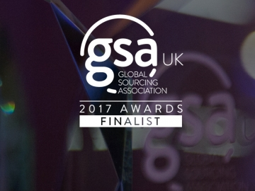 2017 GSA UK Award Nomination - N-iX