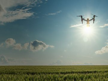 5 Hot Agritech Solutions: Drones and Autonomous Vehicles - N-iX