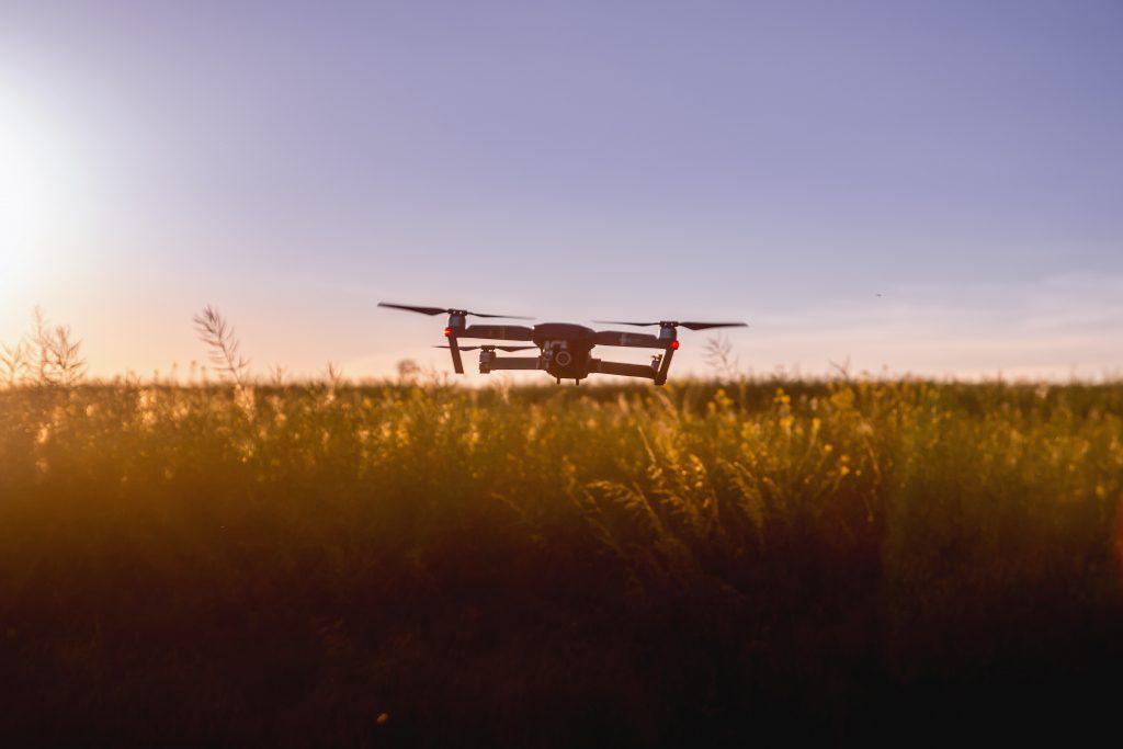 5 Hot Agritech Solutions: Autonomous Drones - N-iX
