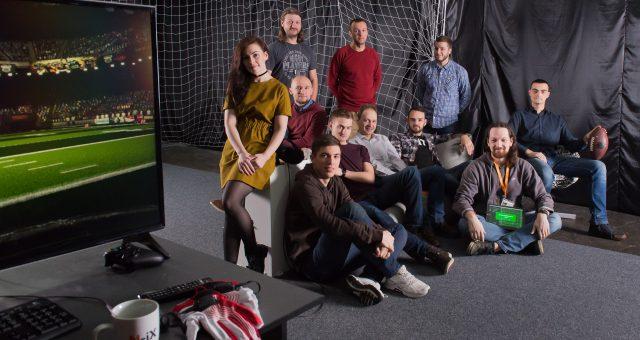 Enterprise Virtual Reality Sports VTS team - N-iX