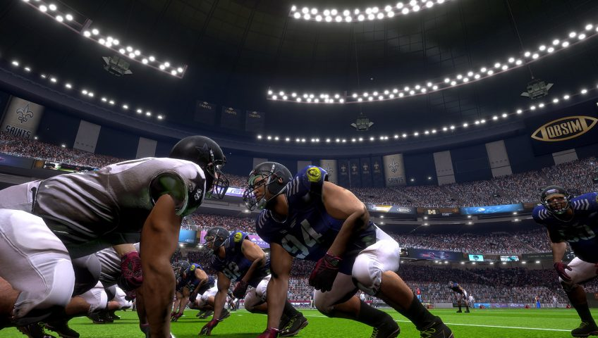 VR development for Sports VTS training simulation - N-iX