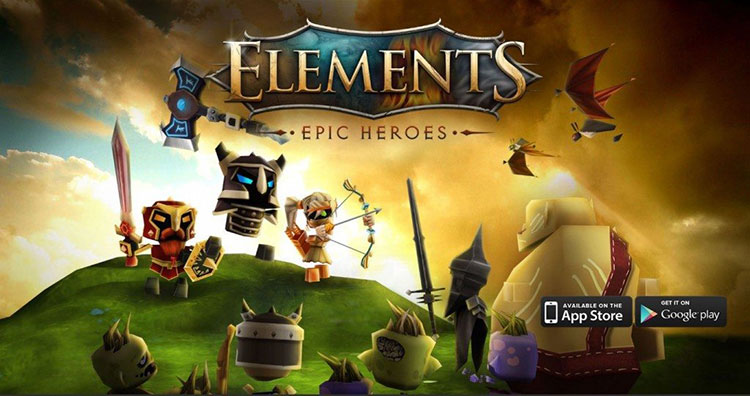 elements game