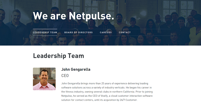 Netpulse cooperated with Ukrainian Java developers