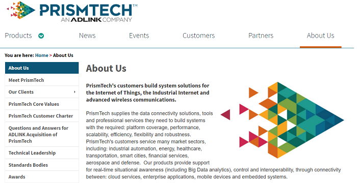 PrismTech cooperated with Ukrainian Java developers