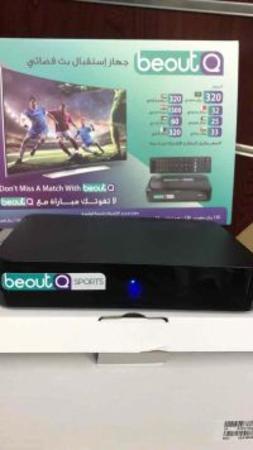 حراج الأجهزة للبيع رسيفر بي اوت Beoutq كيو مع البرامج