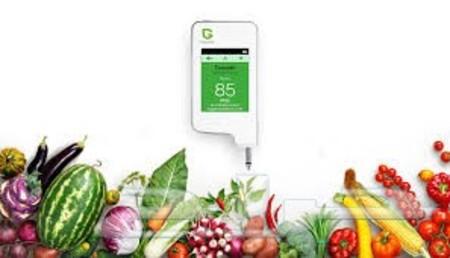 8ac7a2e4f حراج الأجهزة | جهاز قياس مستوى الكيماويات والسموم والاشعاعات في الفواكه  والخضروات واللحوم