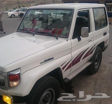 حراج السيارات جيب ربع 2005 مخزن