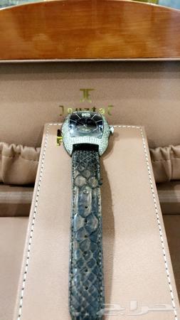 4125cc02b القصيم - ساعة الماس ما ركة JOUZTAF