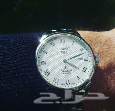 b12a0ab7e للبيع ساعة تيسو سويسريه tissot