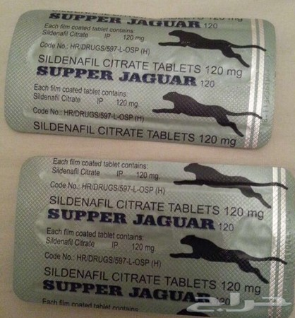 Jaguar-120 sildenafil citrate tablets cialis does not work