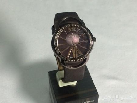 b2a5af95d ساعة انوشكا anoshka الماس سويسرية اصلية للبيع