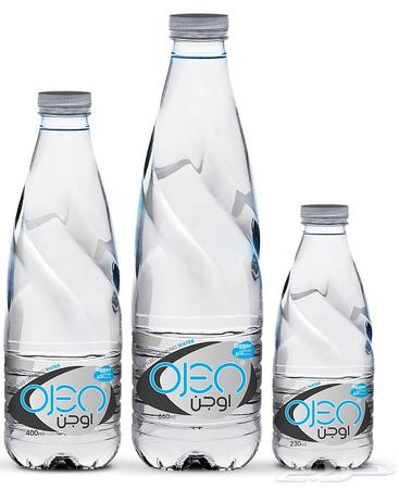 مياه اوجن 230 مل
