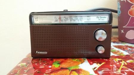 راديو باناسونيك قديم