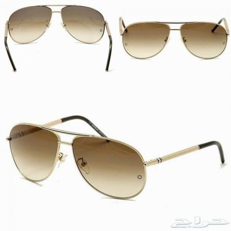 70a7932c8 للبيع نظارات شمسية رجالية - ماركة مونت بلانك Mont Blanc - أصلية - جديدة