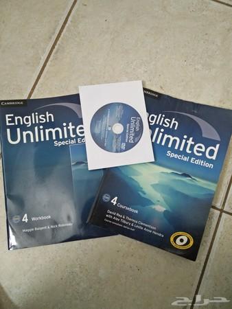 حل كتاب english unlimited level 4
