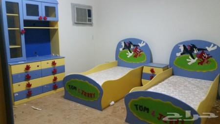 اثاث مستعمل غرف اطفال