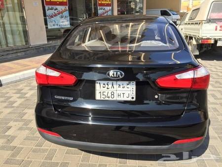 حراج السيارات | كيا سيراتو 2015 للتنازل بدون مقابل