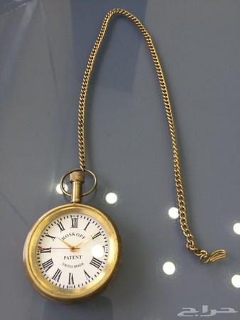 b452c9848 حراج الأجهزة | ساعة جيب قديمة سويسرية (مصنعة لRoyal Navy)