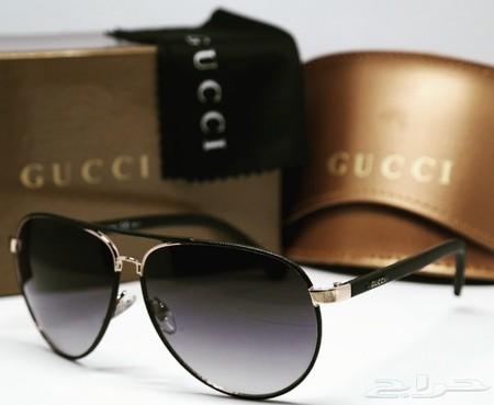 1615f8825 نظارات شمسيه رجالية من قوتشي GUCCI