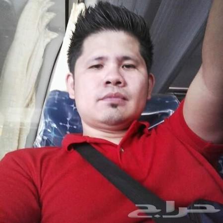 عامل فلبيني كوفي بتبوك
