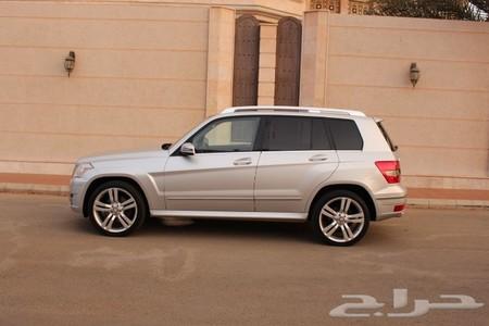 حراج السيارات جيب مرسيدس Glk 350 موديل 2011 بحالة ممتااازة