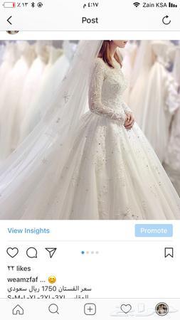 75c46bba85ee7 فساتين زفاف بأسعار رخيصة