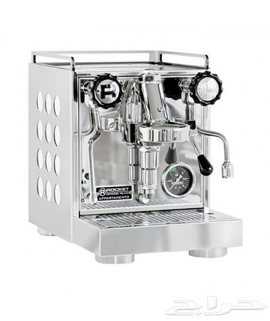 حراج الأجهزة آلة القهوة روكيت أبارتامينتو