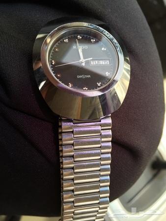 2f75bbace للبيع ساعة رادو اصلي