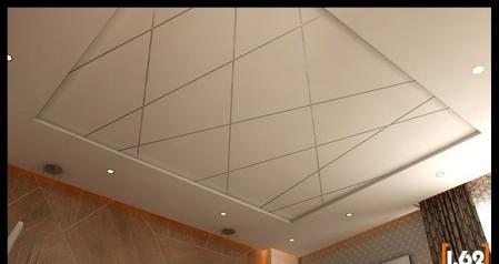 تركيب أسقف جبسمبورد وتركيب 9