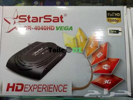 حراج الأجهزة | رسيفر ستارسات 4040 vega - Starsat