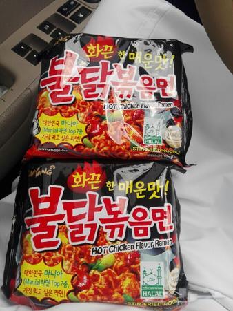 نودلز الكوري اندومي حاره بسعر منافس