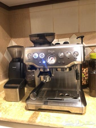 مكينة قهوة Sage بريفيل Breville للبيع