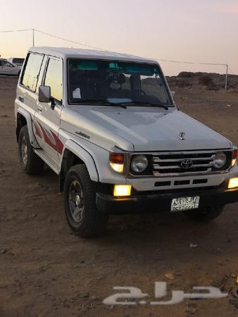 حراج السيارات جيب ربع 2006 رفرف سعودي