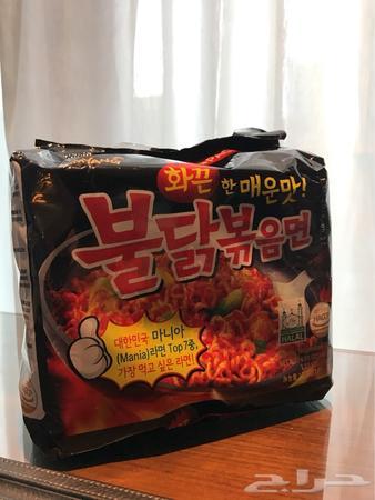 النودلز الكوري للبيع