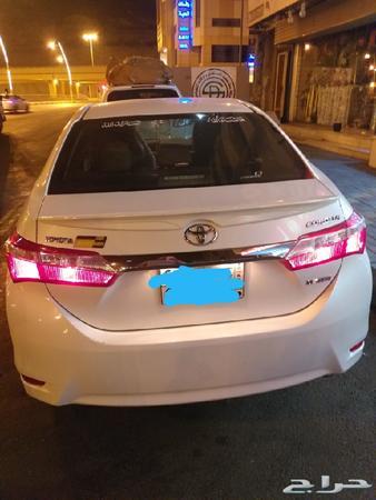 حراج السيارات مكه كورولا 2015