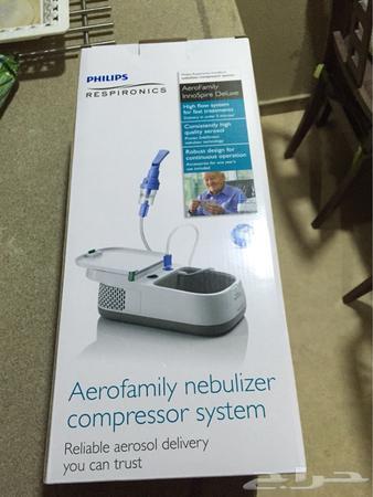 جهاز بخار طبي Philips جديد