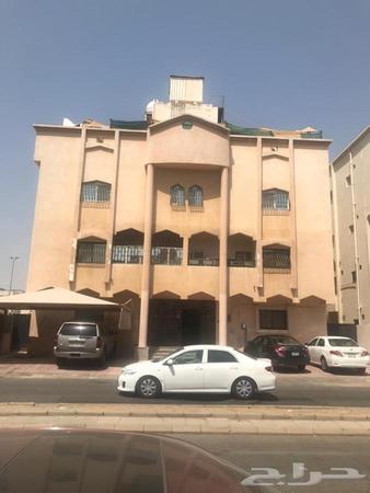 حراج العقار عماره للبيع حي الصفا قرب مستشفى العيون