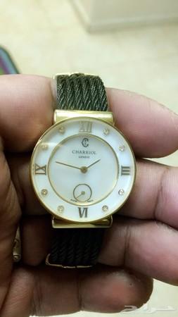 b772eb962 حراج الأجهزة | ساعة شاريول جنيف نسائيه ..الماس