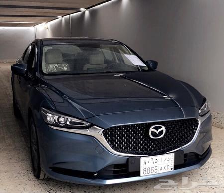 حراج السيارات مازدا 6 2019 الشكل الجديد تسليم فوري