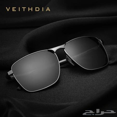 b65941a59 نظارات شمسية اصلية VEITHDIA رجالي
