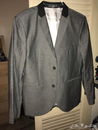 fa4e93790 جاكيت رسمي ينفع على الثوب او البدلة من TOPMAN