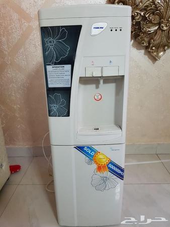 حراج الأجهزة برادة ماء Nikai للبيع يحتاج اصلاح الماء بارد